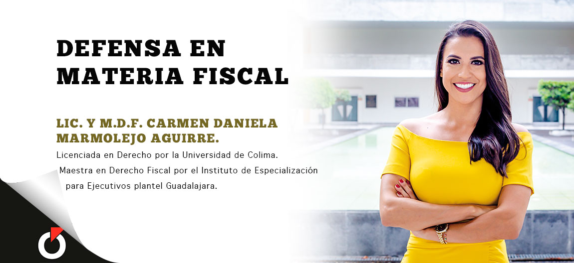 DEFENSA EN MATERIA FISCAL