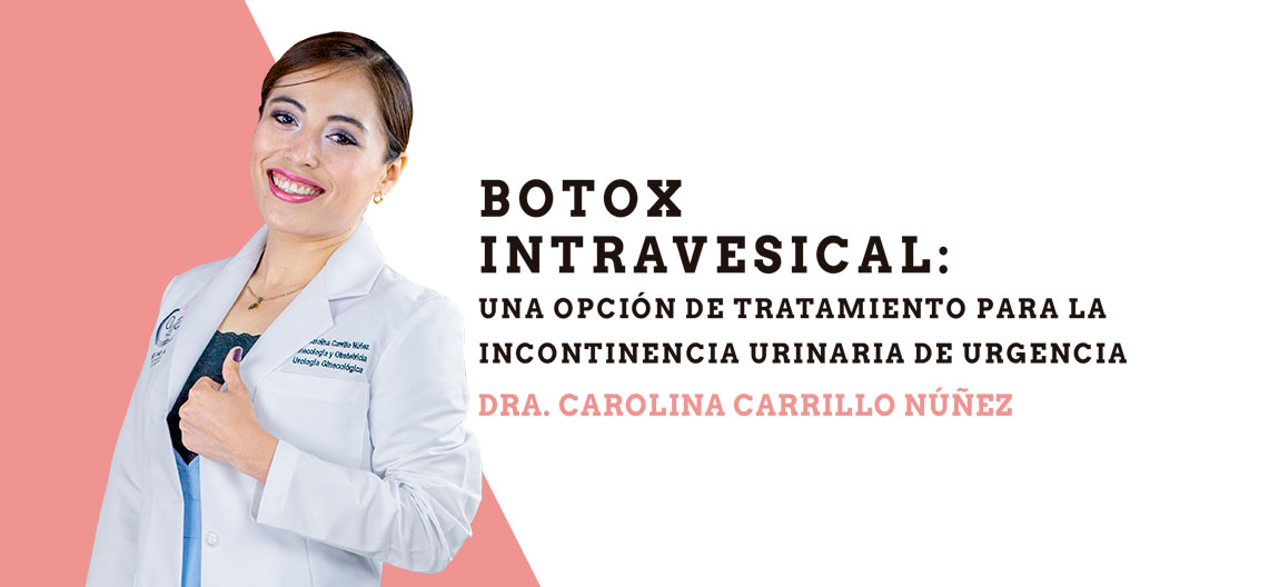 BOTOX INTRAVESICAL