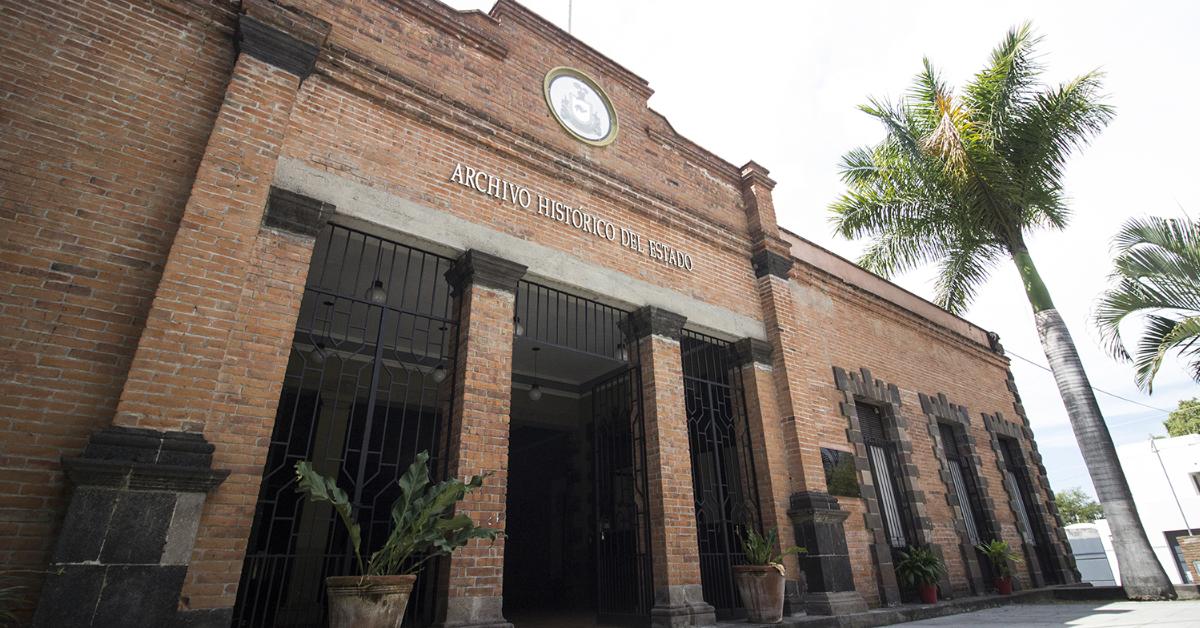 Archivo Histórico del estado de Colima