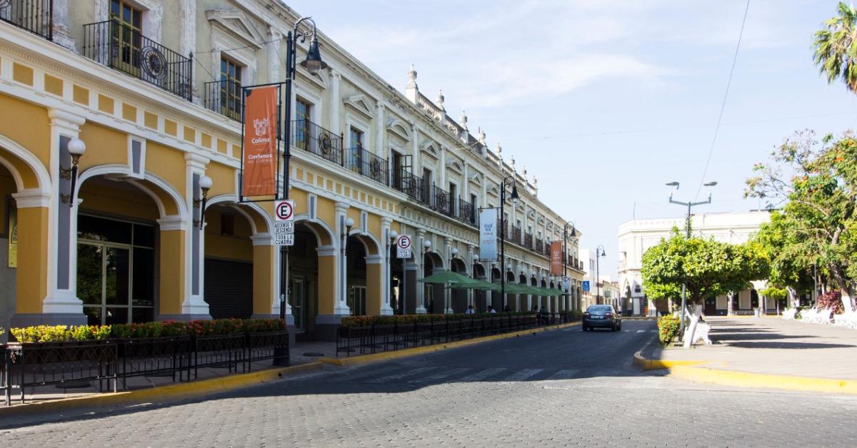 Morelos, Medellín e Hidalgo.